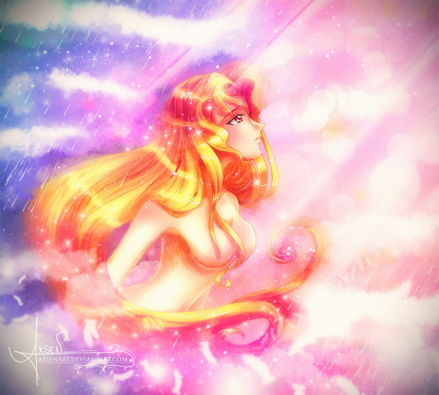 Sailor galaxia evil